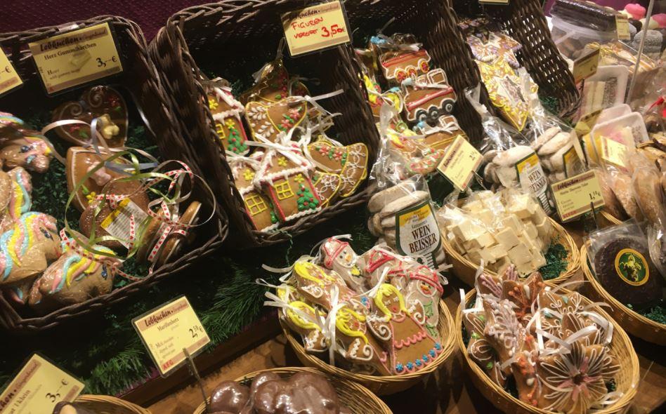 Weihnachtsmarkt am Hof Lebkuchen